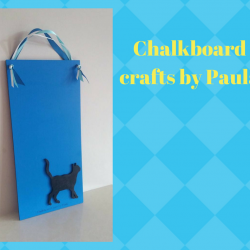 Chalkboard Crafts